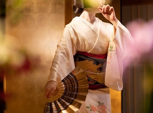 Playing -Private Geisha Experience at the Detached House-