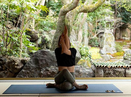 Rejuvenating -Private Yoga Lesson-